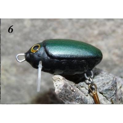 Hegemon scarab 3cm barva 3