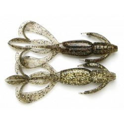 Keitech Crazy Flapper 71mm - 461 Gold Flash Craw