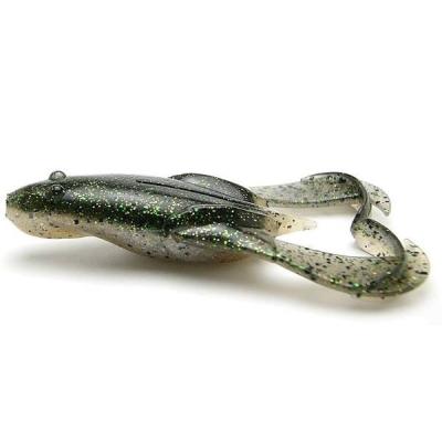 Keitech Noisy Flapper 8,89cm - Green Frog