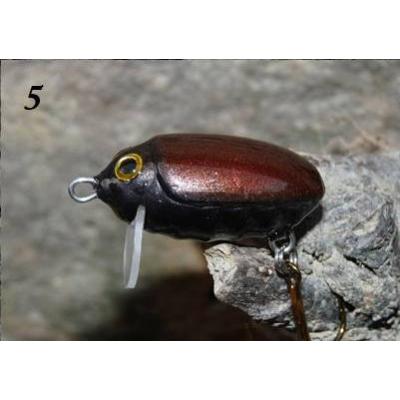 Hegemon scarab 3cm barva 5