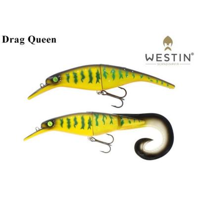 Westin Platypus TeezTail 160mm 56g/58g Drag Queen
