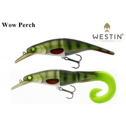 Westin Platypus TeezTail 160mm 56g/58g Wow Perch