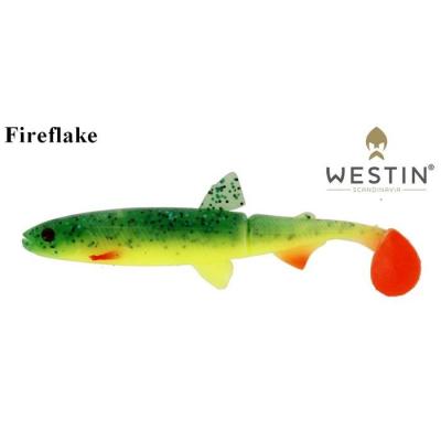"""Westin HypoTeez 5""""/12,7 cm Fireflake"""