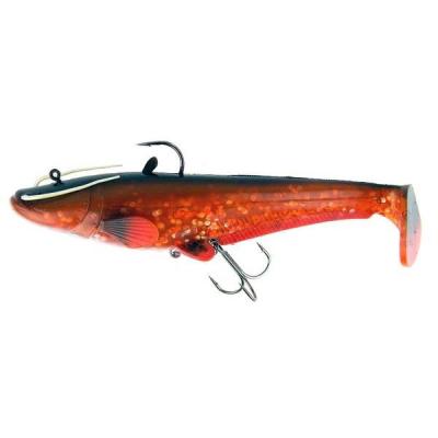 Effzett Real Life Catfish Paddle Tail 25cm 220g Brown