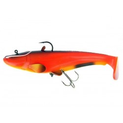 Effzett Real Life Catfish Paddle Tail 25cm 220g Grey