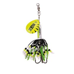 DAM MADCAT RATTLIN´TEASER SPINNER 85g Fluo Yellow