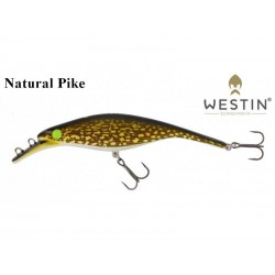 Wobler Westin Platypus 12cm  24g Suspending Cannibal Perch