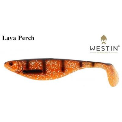 Ripper Westin Shad Teez 12 cm Stamped Roach