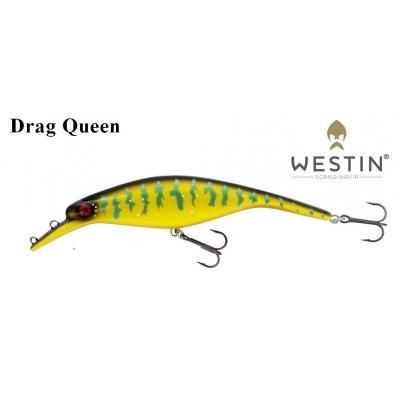 Wobler Westin Platypus 12cm 24g Suspending Official Roach