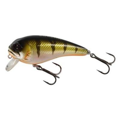 Wobler Westin FatBite 8cm 24g floating Firetiger