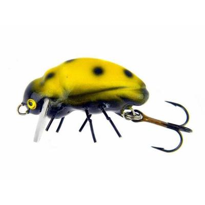 Wobler Microbait Beruška 24mm - yellow