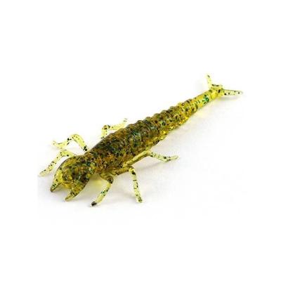 FishUp Diving Bug 50mm - 074 Green Pumpkin Seed (balení 8ks)