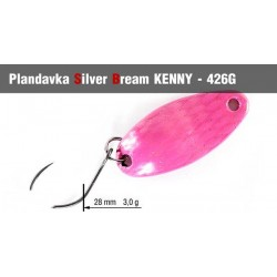 Plandavka Silver Bream Kenny 3g 006U UV color