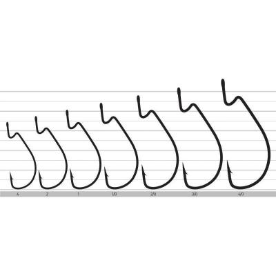 Jaxon - Sumato Spin Hook DSC