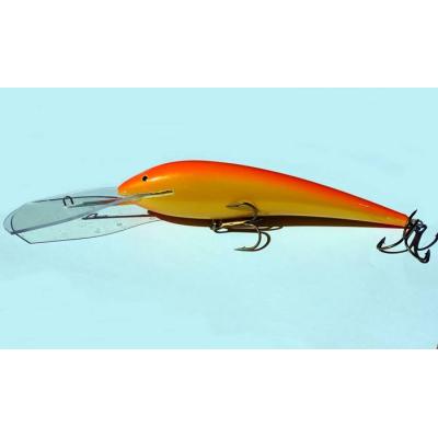 Wobler Bonito Szczupak 17cm barva 18 plovoucí