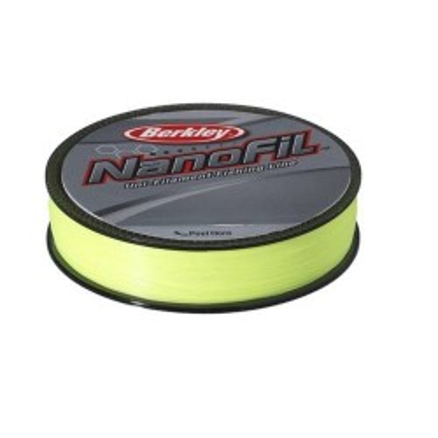 Nanofil 125m barva fluo žlutá