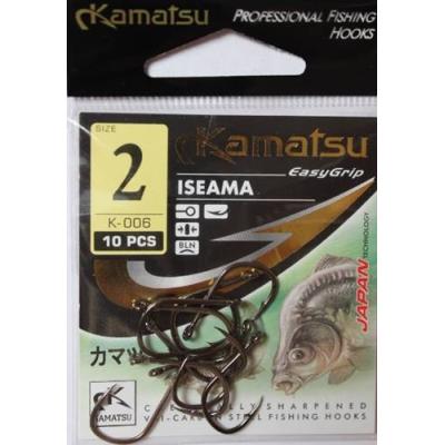 Háčky Kamatsu ISEAMA