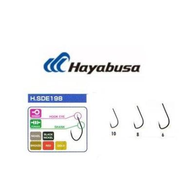 Hayabusa Hooks Model 198