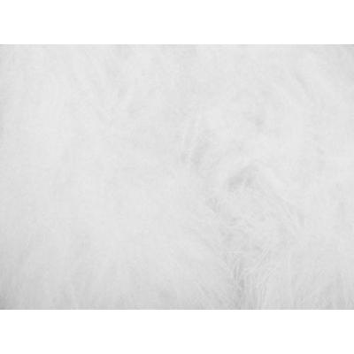 Wooly Bugger Marabou White