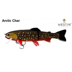 Westin Tommy the Trout 15 cm 40 g Arctic Char