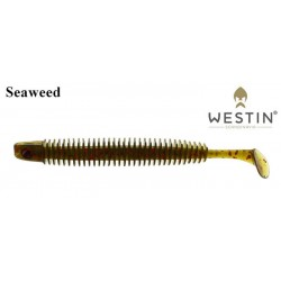 "Westin RingTeez ST 5""/13 cm Seaweed"
