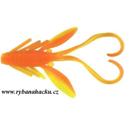 Berkley Powebait Nymph 2,5cm Yellow/orange