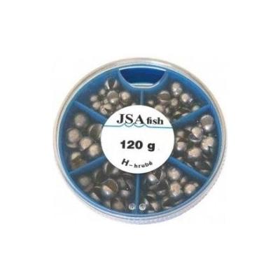 JSA fish - Broky hrubé - 120g