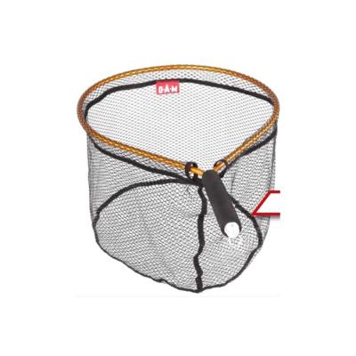 Podběrák D.A.M.  Mango Fly Net s pogumovanou síťkou