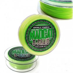 Pletená šňůra MADCAT 8-BRAID 0,55mm 270m