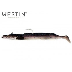 Westin jig Sandy Andy 42 g 15 cm Fancy Cola Cacao
