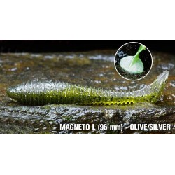 Ripper Red Bass Magneto 96mm Olive / Silver