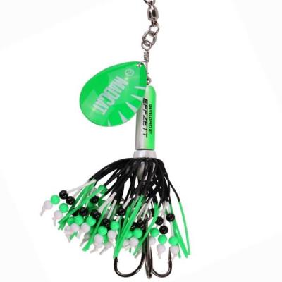 MADCAT RATTLIN´TEASER SPINNER 85g Green