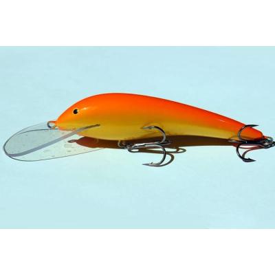 Wobler Bonito Szczupak 12,5cm plovoucí barva GFR malovaný