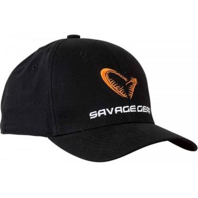 Kšiltovka Savage Gear Flat Bill Back Cap