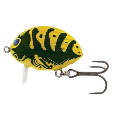 Salmo Lil`Bug 2cm BG2F Green Bug
