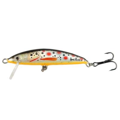 Wobler Hunter Shogun 5cm barva ST potápivý