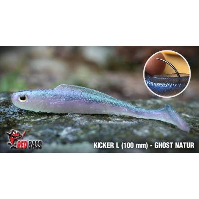 Ripper REDBASS KICKER L 100mm barva Fluo/green