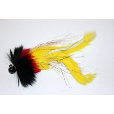 Zonker štikový 5/0  16g Red Head